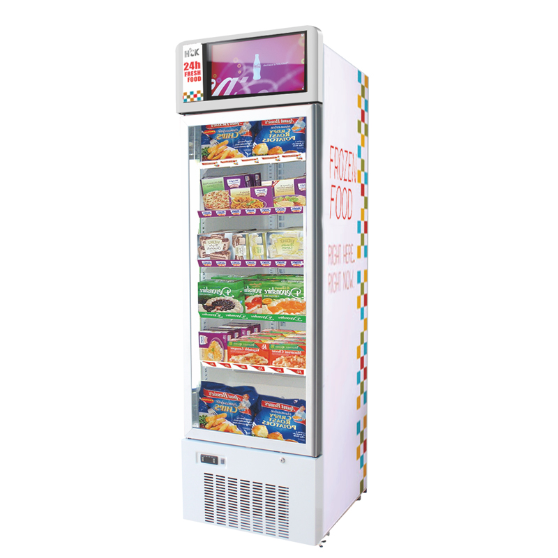 Intelligent Vending Freezer